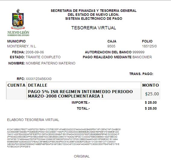 Pago De Tenencias Puebla 2014 Finanzas   imprimir pago de